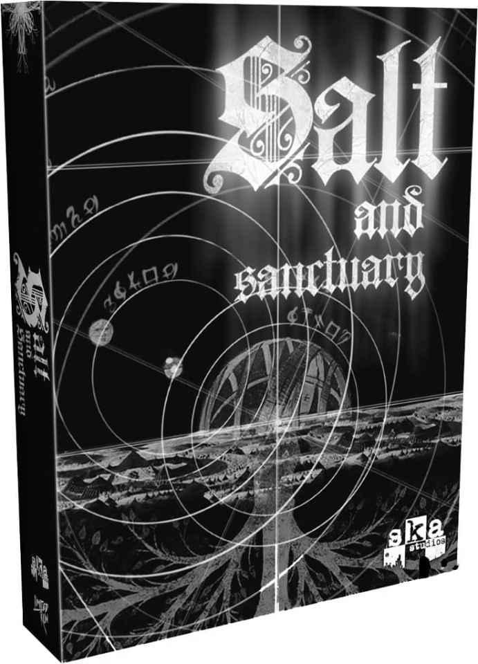 salt and sanctuary collectors edition limitedrungames.com limitedgamenews.com ps4 cover