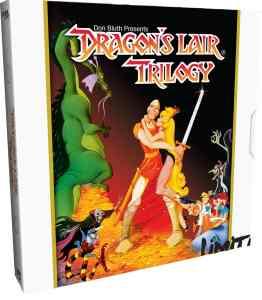 dragons lair trilogy classic edition limitedrungames ps4 cover limitedgamenews.com