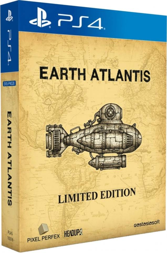 earth atlantis limited edition ps4 cover limitedgamenews.com