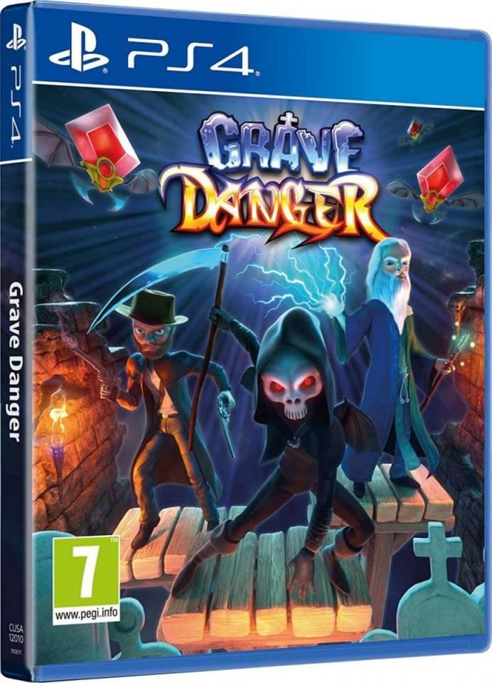 grave danger limitedgamenews.com ps4 cover