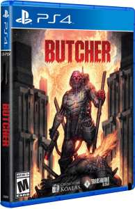 butcher ps4 cover limitedgamenews.com