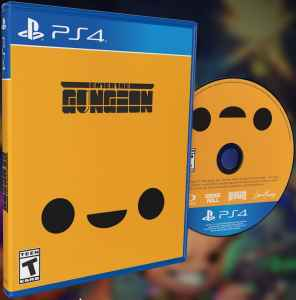 enter the gungeon specialreservegames.com ps4 cover limitedgamenews.com