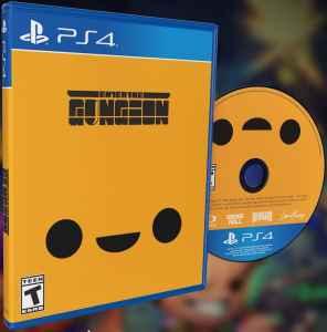 enter the gungeon specialreservegames.com ps4 cover limitedgamenews.com