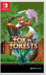 fox n forests nintendo switch cover limitedgamenews.com