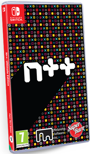 n plusplus ultimate edition nintendo switch cover limitedgamenews.com