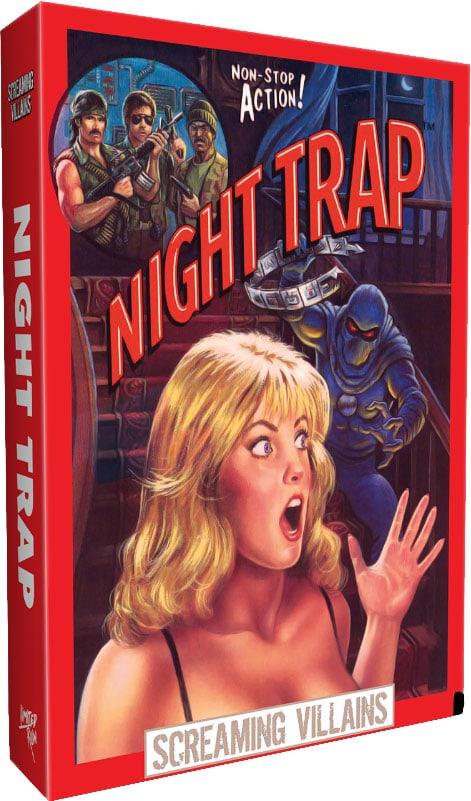 night trap classic edition ps vita cover limitedgamenews.com