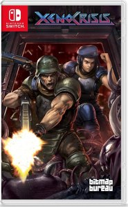 xeno crisis strictlylimitedgames.com nintendo switch cover
