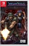 xeno crisis strictlylimitedgames.com nintendo switch cover