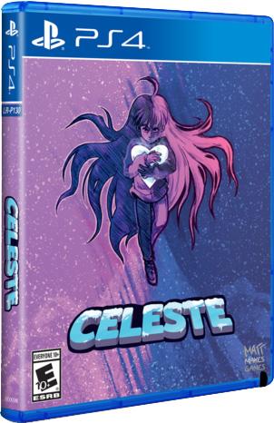 celeste limitedrungames.com ps4 cover limitedgamenews.com