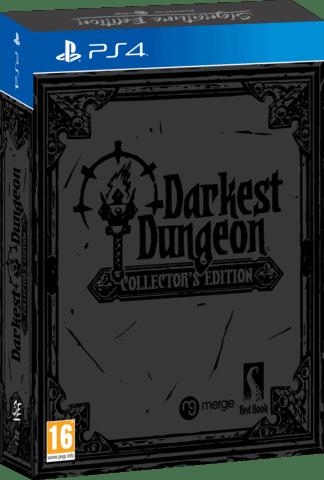 darkest dungeon signature edition ps4 cover limitedgamenews.com