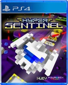 hyper sentinel strictlylimitedgames.com ps4 cover limitedgamenews.com