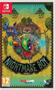 nightmare boy nintendo switch cover limitedgamenews.com