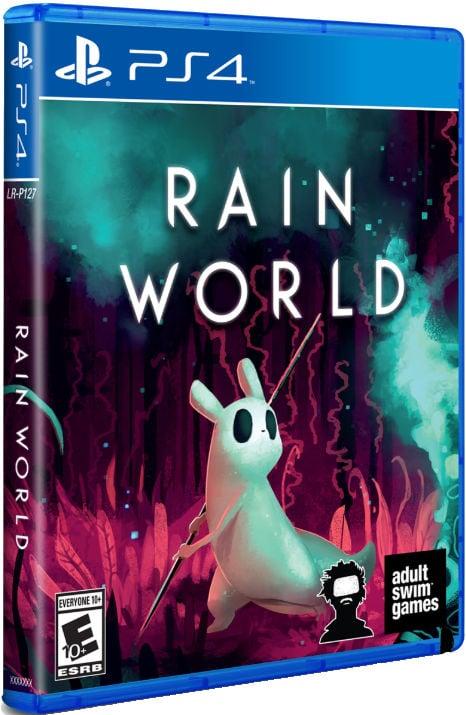 rain world limitedrungames ps4 cover limitedgamenews.com