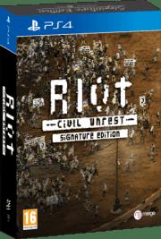 riot civil unrest signature edition ps4 cover limitedgamenews.com