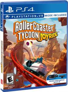 rollercoaster tycoon joyride ps4 psvr cover limitedgamenews.com