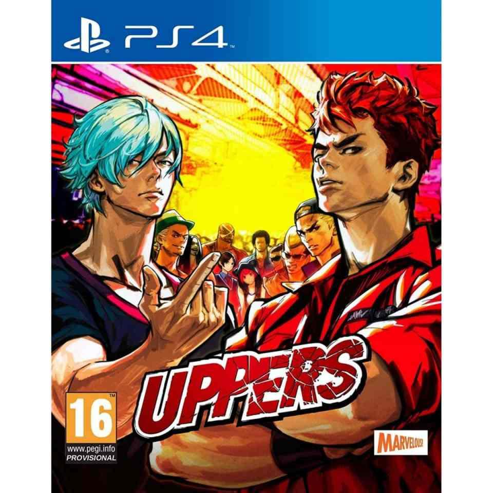 uppers ps4 cover limitedgamenews.com