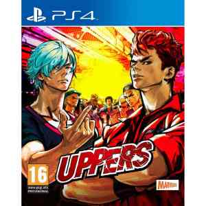 uppers ps4 cover limitedgamenews.com