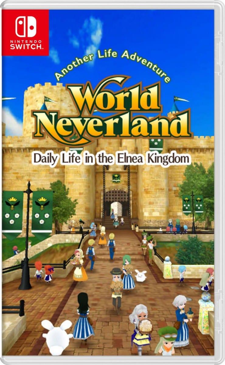 World Neverland: Elnea Kingdom - Nintendo Switch - Limited