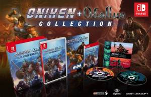 oniken odallus collection limited edition nintendo eastasiasoft switch cover limitedgamenews.com