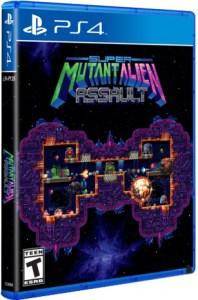 super mutant alien assault limited run games ps4 cover limitedgamenews.com