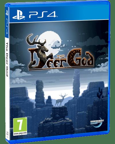 the deer god redartgames ps4 cover limitedgamenews.com