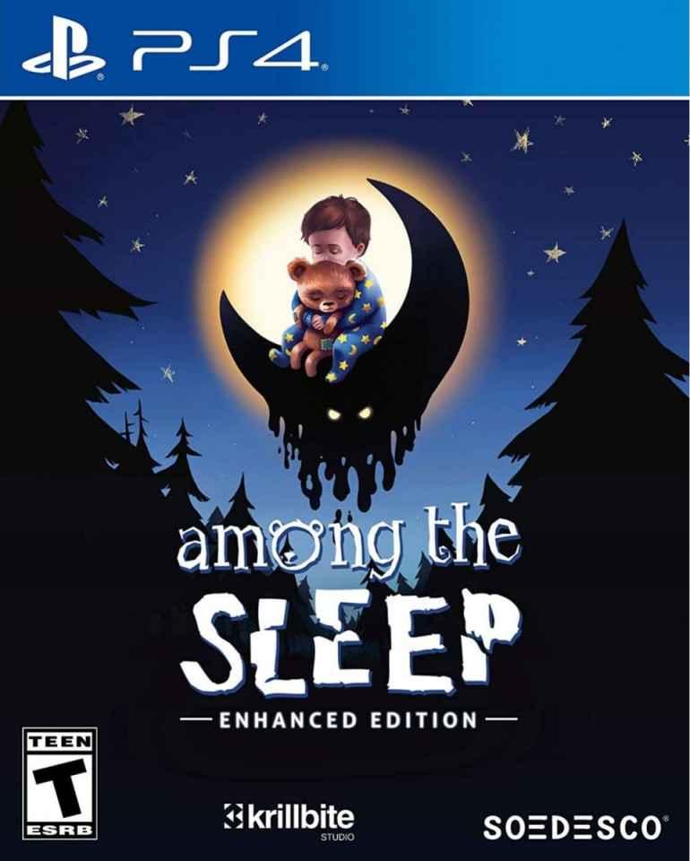 among the sleep enhanced edition ps4 cover limitedgamenews.com