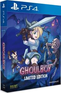 ghoulboy limited edition eastasiasoft ps4 cover limitedgamenews.com