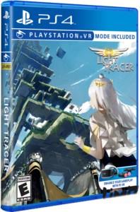 light tracer limited run games ps4 psvr cover limitedgamenews.com