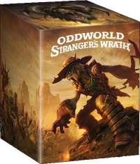 oddworld strangers wrath collectors edition limited run games ps3 cover limitedgamenews.com