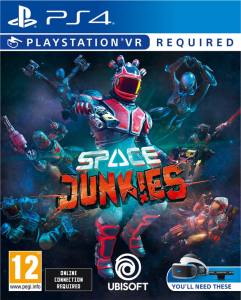 space junkies ps4 psvr cover limitedgamenews.com