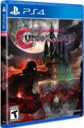 bloodstained curse of the moon retail limited run games ps4 cover limitedgamenews.com