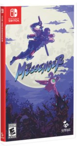 the messenger special reserve games variant nintendo switch cover limitedgamenews.com