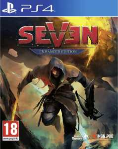 seven enhanced edition imgn.pro retail ps4 cover limitedgamenews.com