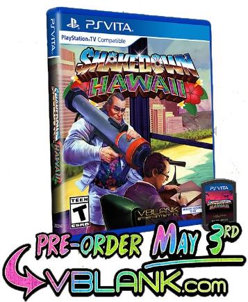 shakedown hawaii vblank entertainment retail ps vita cover limitedgamenews.com