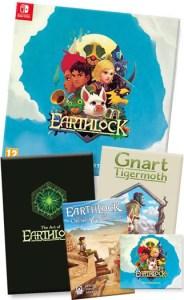 earthlock super rare games collectors edition retail nintendo switch cover limitedgamenews.com