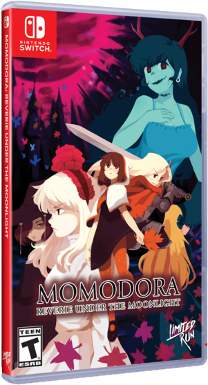 momodora reverie under the moonlight retail limited run games nintendo switch cover limitedgamenews.com