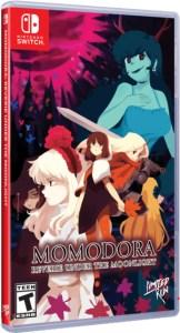momodora reverie under the moonlight retail limited run games nintendo switch cover limitedgamenews.com