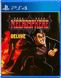 necrosphere deluxe retail strictly limited games ps4 cover limitedgamenews.com