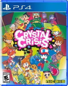 crystal crisis retail nicalis ps4 cover limitedgamenews.com
