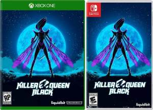 killer queen black retail xbox one nintendo switch cover limitedgamenews.com