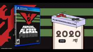 limited run games e3 2019 announcements 015 papers please ps vita limitedgamenews.com