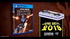 limited run games e3 2019 announcements 034 star wars bounty hunters limitedgamenews.com