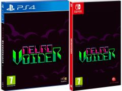 neurovoider retail redartgames ps4 nintendo switch cover limitedgamenews.com