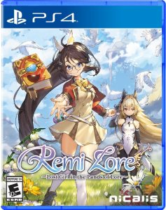 remilore lost girl in the land of lore retail nicalis ps4 cover limitedgamenews.com