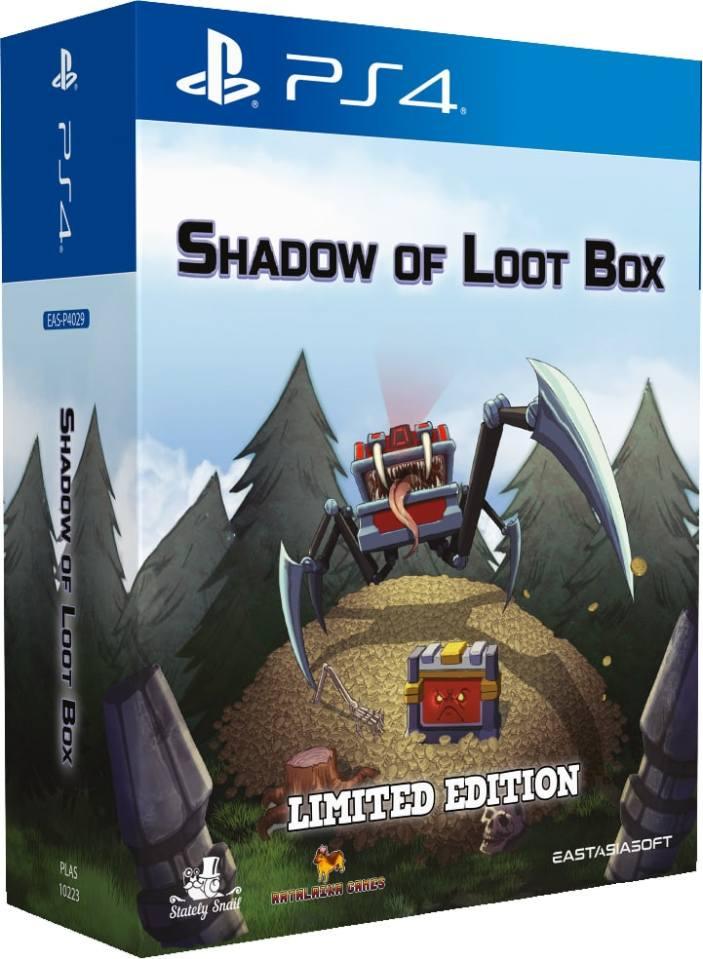 shadow of loot box retail eastasiasoft ps4 cover limitedgamenews.com