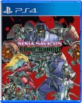 the ninja saviors return of the warrior retail strictly limited games ps4 cover limitedgamenews.com