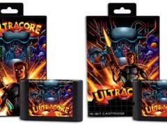 ultracore retail strictly limited games sega mega drive genesis cover limitedgamenews.com