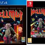 hellmut the badass from hell retail ps4 nintendo switch cover limitedgamenews.com