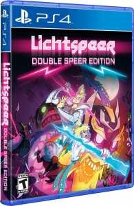 lichtspeer retail hard copy games ps4 cover limitedgamenews.com
