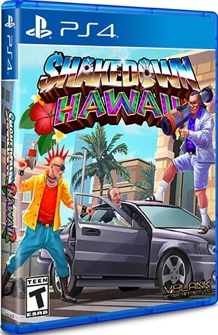 shakedown hawaii retail vblank entertainment ps4 cover limitedgamenews.com